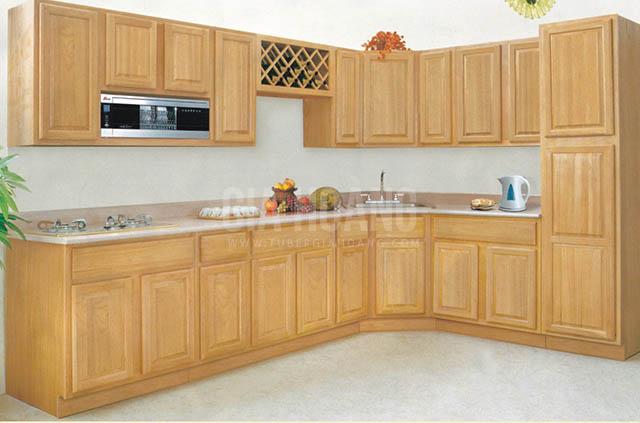 Lựa chọn tủ bếp cho gian bếp hiện đại, tiện nghi